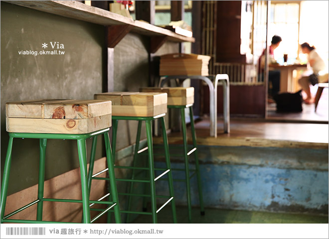 【台中老宅餐廳】台中下午茶~拾光機。日式老宅的迷人新風情,一起文青一下午吧!21