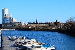 A beautiful day in Malmö