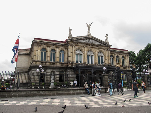 San José: el Teatro Nacional
