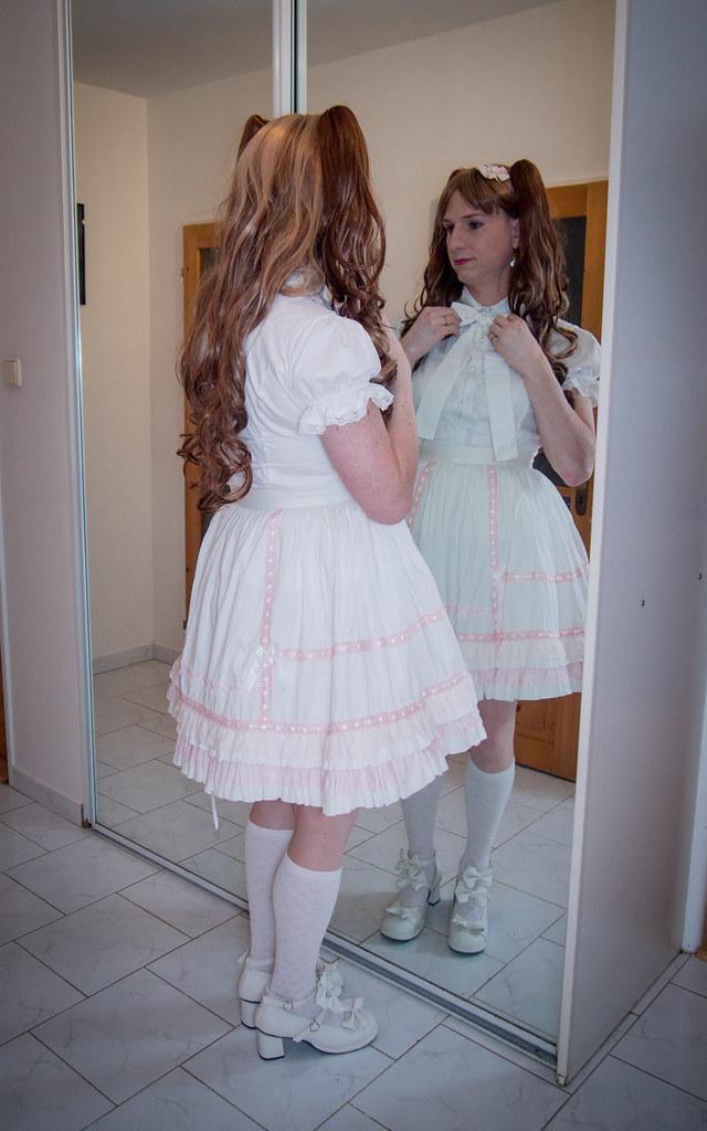 diapers Transvestite wering