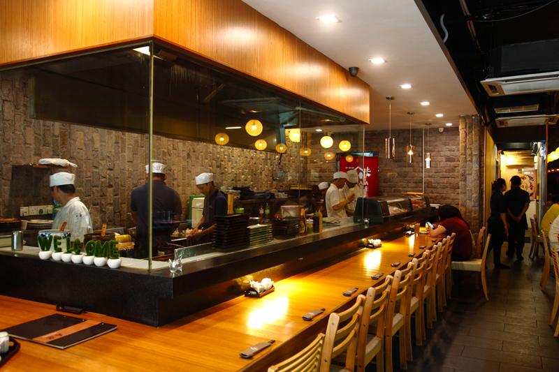 Jyu Raku Japanese Restaurant Subang Jaya