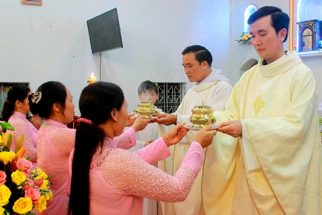Gx. Lại Yên lễ thánh Catarina 10