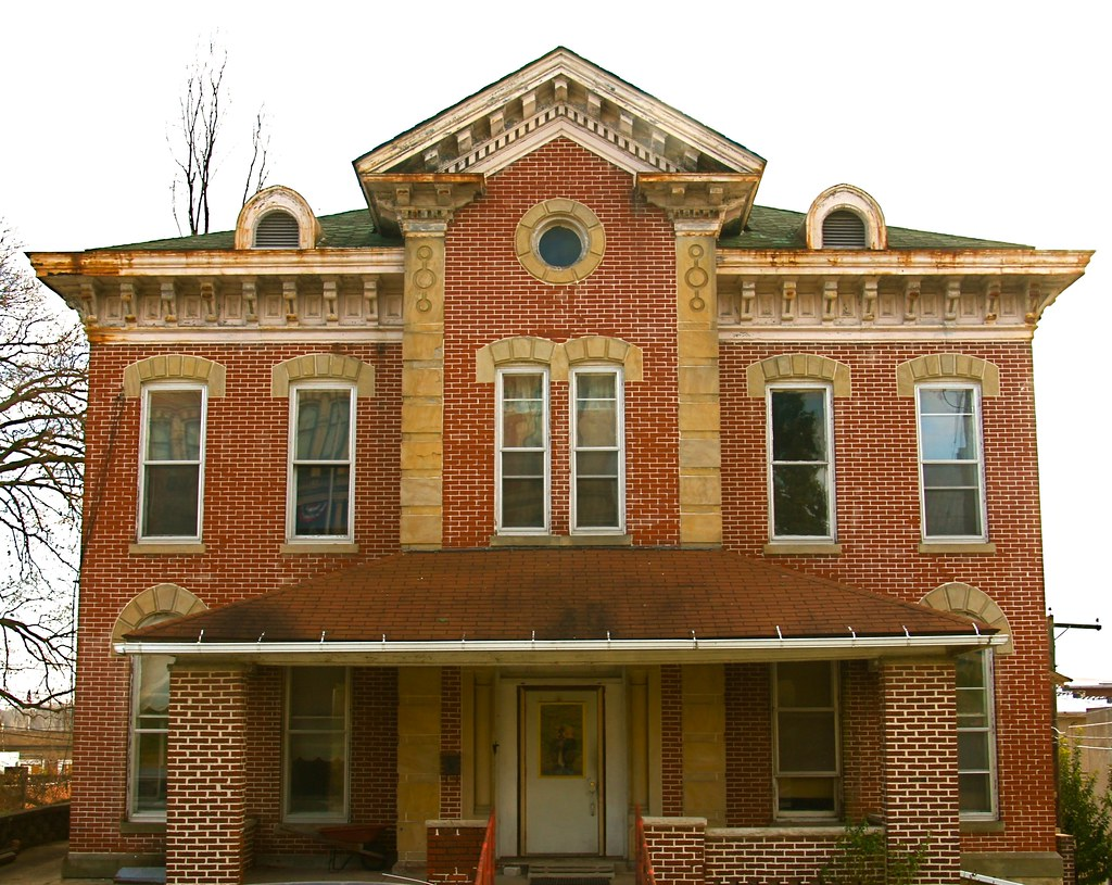 Wabash Sheriff's House and Jail
