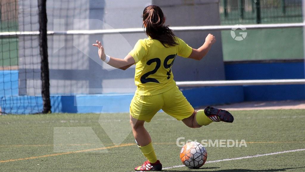 Autonómica Femenina: Levante C - Villarreal B (José Duato)