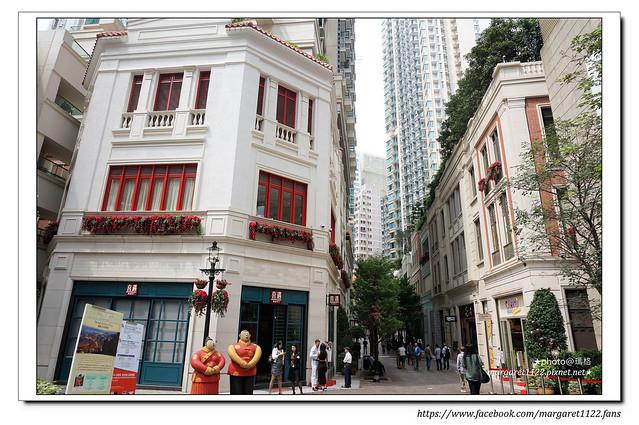 【香港】灣仔。利東街