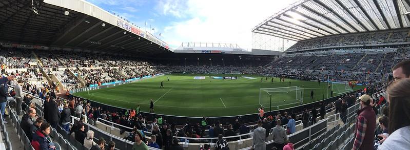 #Newcastle #Football #Stadium #Panoramic