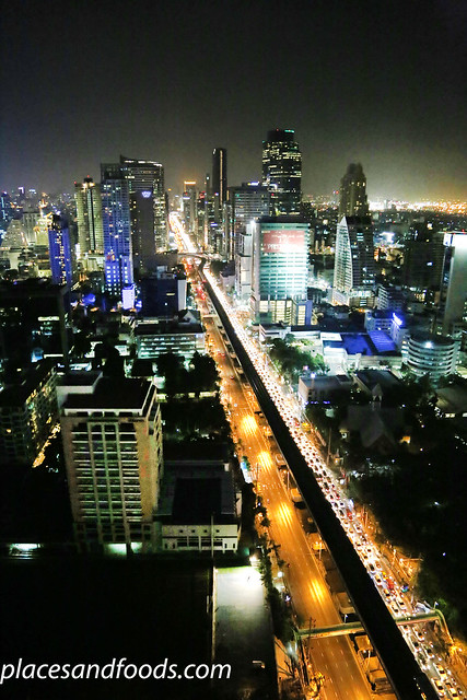 38th bar mode sathorn night view