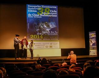 38 Ciclo de cine submarino 2014