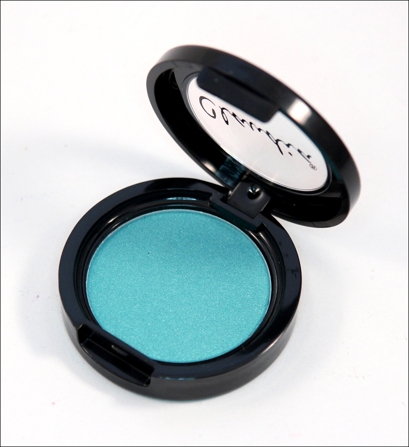 Claudia caribbean sea eyeshadow single