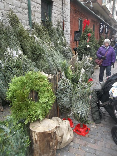 Scenes from the Toronto Christmas Market, Distillery District (3)
