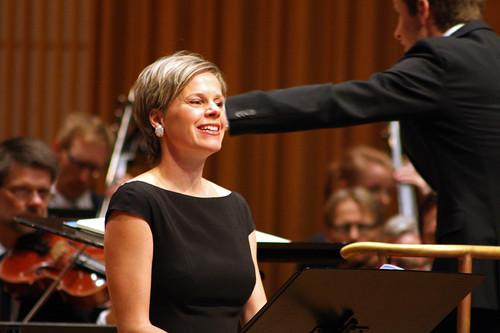 Camilla Tilling sjunger Mozart.