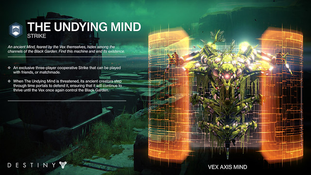 Destiny: The Undying Mind
