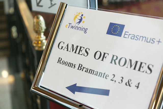 Conference 2014 - Rome: Game of Romes