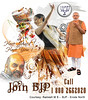 Join the party with a difference BJP.