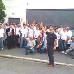 Assembleias de mobilização pela correção do IR