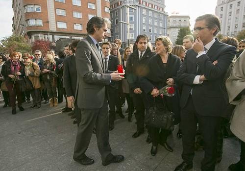 Santander despide a Jos� Emilio G�mez
