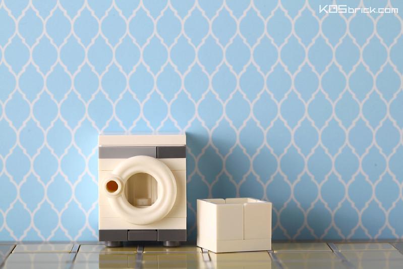 Washing Machine (Minifigure Size)