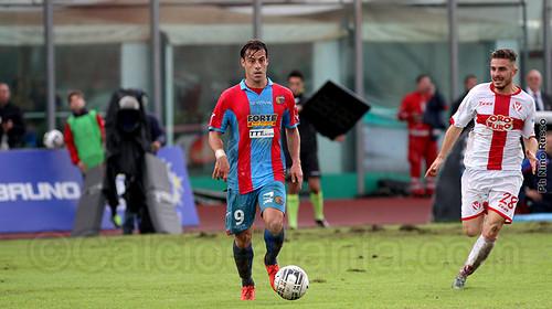 Catania-Latina 1-0 il commento dei protagonisti$