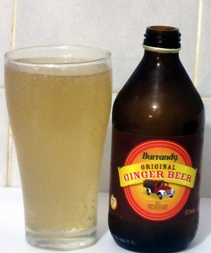 Burrandy Ginger Beer