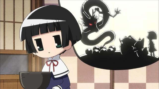 Gugure Kokkuri-san ep 12 - image 43