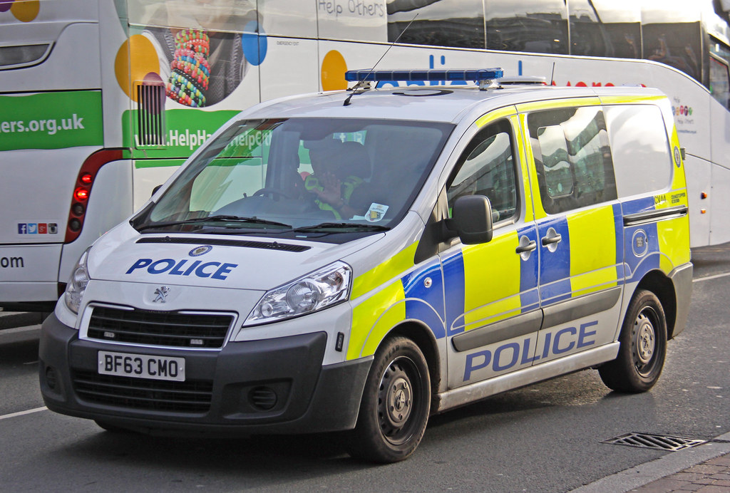 Uk Traffic Police Cars