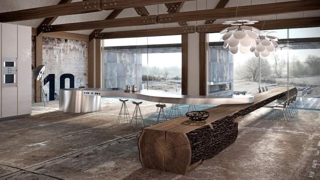 【家居生活】好生活 廚房空間設計