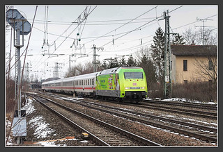 101 067, München Westkreuz, 26.12.2005