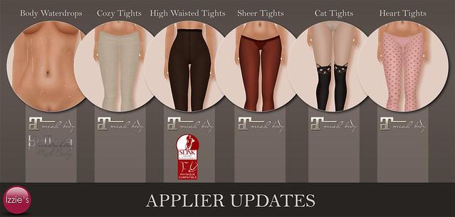 Applier Updates