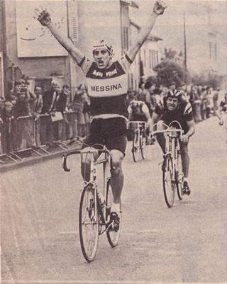 René ACKER vainqueur à Blénod - le Circuit des Mines 1980