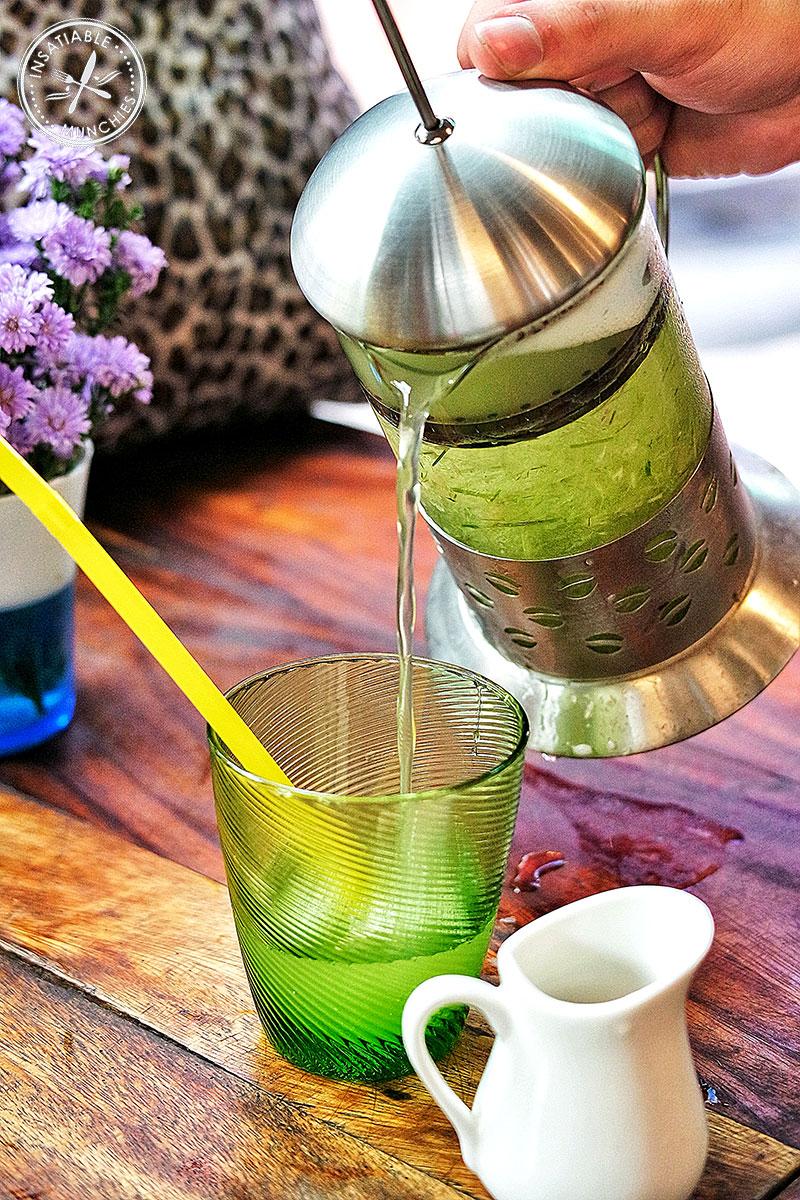 lemongrass drink