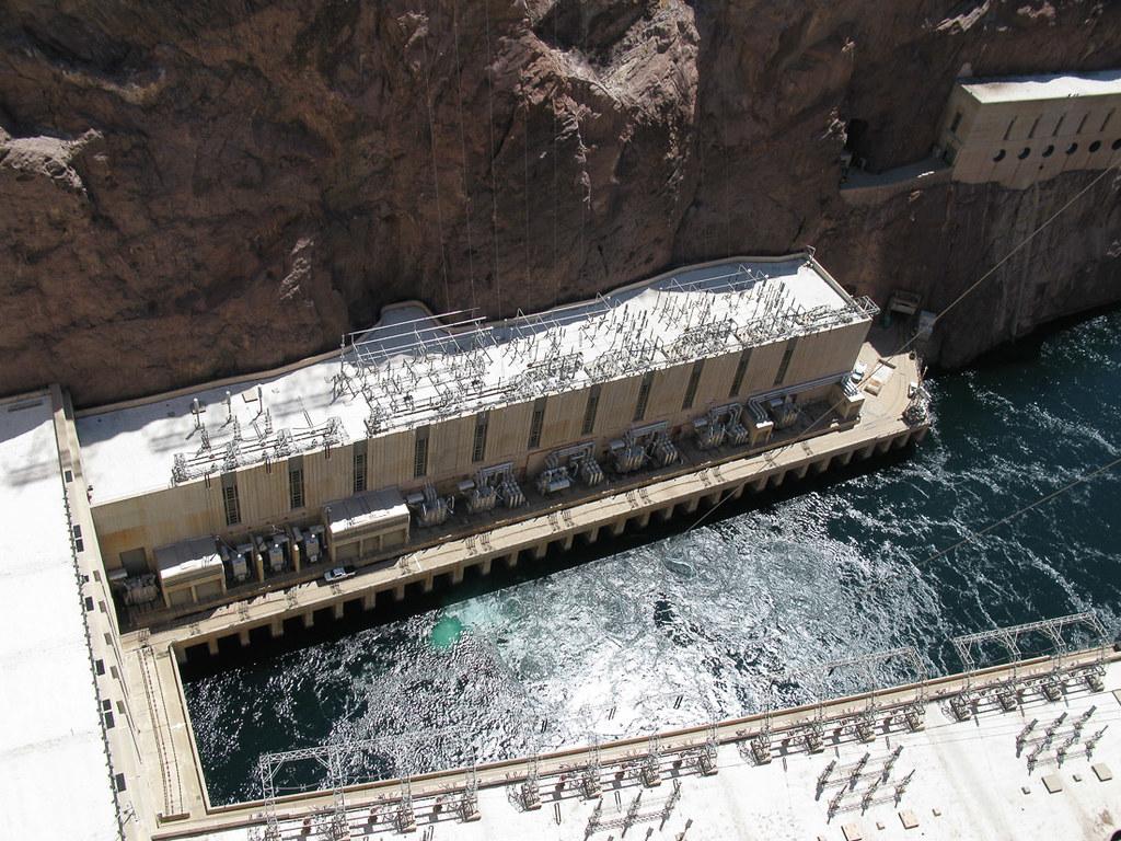 Hoover Dam base