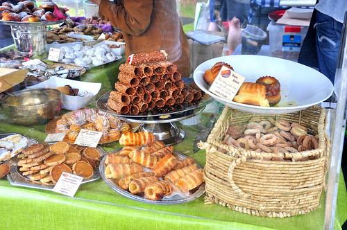 Margaret Rivers Farmer's Market - I Pasticcioni Italian Pastries