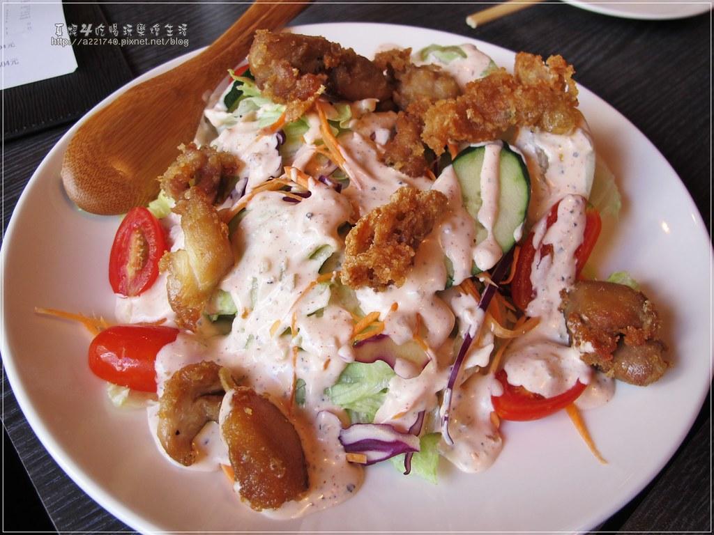 05-1韓國炸雞沙拉IMG_5088