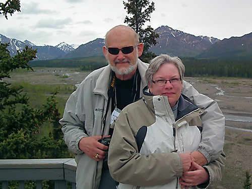21. BigLee and Irene in Dinali Park in Alaska