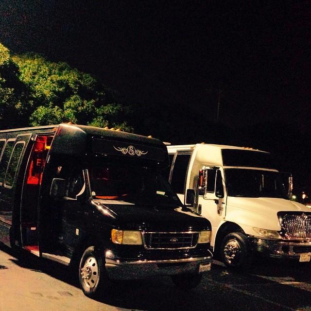 Orange County Party Bus OC Limousine Rental Service