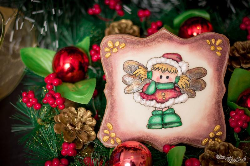 Galletita navideña para tu árbol