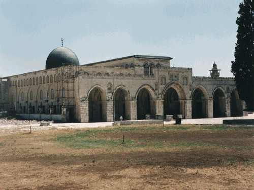 The real Masjid Al Aqsa-3
