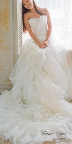 高雄婚紗推薦_高雄法國台北_新娘白紗款式 (10)