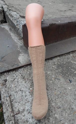 носок на ноге3