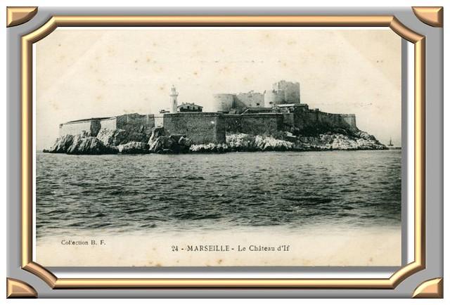Le château d'If 24 - MARSEILLE