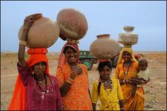 Pots.  Jaisalmer