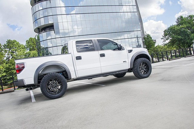 Ford Raptor with Black Rhino Sierra