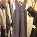 X1117-1996-A:Flan 女款潮流条纹休闲連身裙均码0