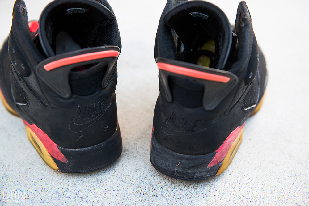 1991 Black Infrared VI's.