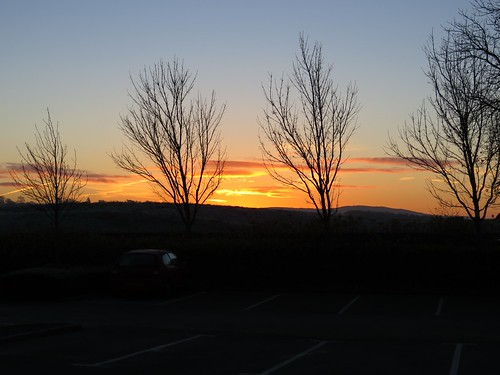 623 Sunrise at the Kendal Travelodge