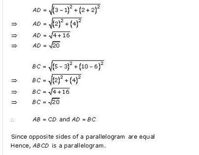 RD-Sharma-class 10-Solutions-Chapter-14-Coordinate Gometry-Ex-14.2-Q7 i