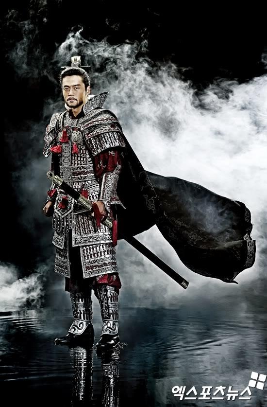 Tướng Quân Gyebaek - Gyebaek