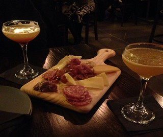Martinis, Meats, and Cheese