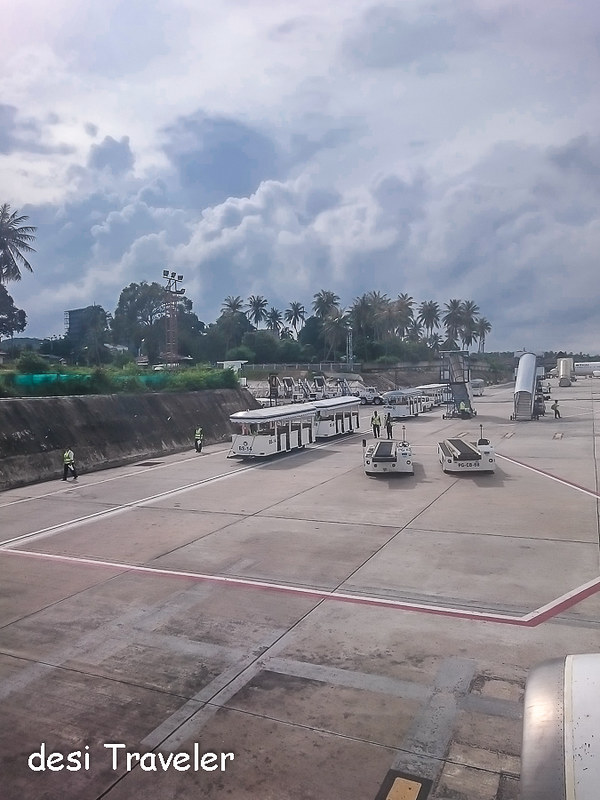 Koh Samui Airport facilities