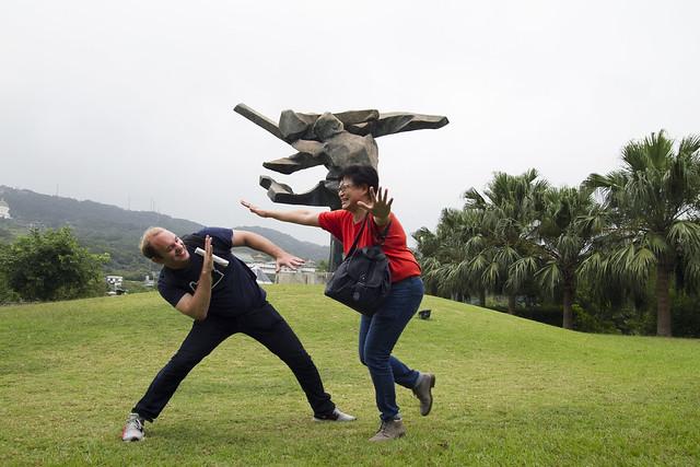 Matt vs Guan Laoshi!